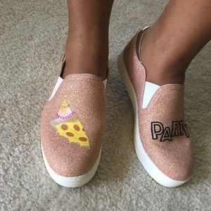 NEW CUTE CIRCUS BY SAM EDELMAN SLIP ON SIZE 7.5